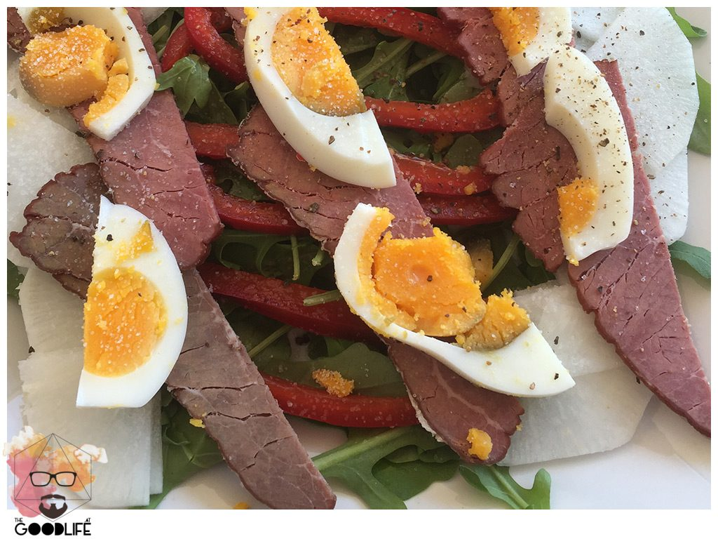 beef-salat